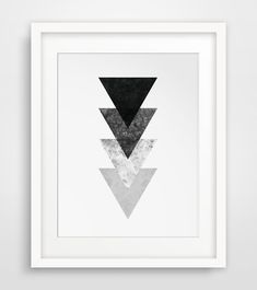 Marble Art Marble Print Marble Printables by MelindaWoodDesigns #Scandinavianart #Scandinavianprint #blackandwhite