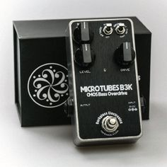 The finest bass distortion pedal ever!