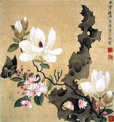 Chen Hongshou  - Ming dynasty