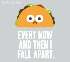 """""""Taco Eclipse of the Heart"""" by #DavidOlenick is now on #TeeFury."""