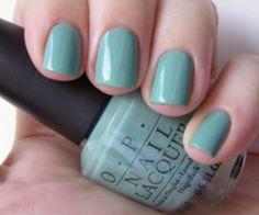 Love the greenish blue color!
