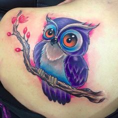 owl tattoo designs, ideas design tattoos that i love Tiny Owl Tattoo, Baby Owl Tattoos, Tribal Owl Tattoos, Cute Owl Tattoo, Feather Tattoos, Cute Tattoos, Body Art Tattoos, Tattoo Designs, Owl Tattoo Design