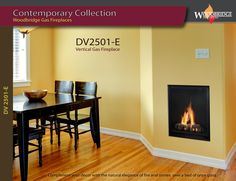 DV 2501 model is a clean face vertical gas fireplace. It is a part of our contemporary collection. Featuring ceramic glass with safety screen, thermostat blower, electronic ignition or standing pilot system, ceramic stone set, and various color glass media. Face can be covered with any non-combustible material for clean and contemporary look. Please visit our web-site for more details. We ship all over North America! Designer's and Dealer's discounts available. Biofuel Fireplace, Gas Fireplaces, Fire And Stone, Fireplace Inserts, Clean Face, Wood Bridge, Contemporary, Modern, North America