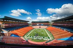 University of Hawaii...Aloha Stadium