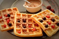 Crepes, Baby Food Recipes, Waffles, French Toast, Brownies, Food And Drink, Sweets, Chicken, Breakfast
