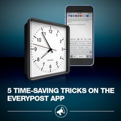 5 #Timesaving Tricks on the Everypost App - Like using the built-in photo #filters - http://everypost.me/blog/5-timesaving-tricks/
