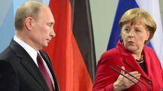Нотатник: Навіщо Путін дратує Меркель новим загостренням на ...