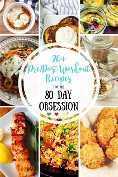 80 Day Obsession Recipes|Confessions of a Fit Foodie