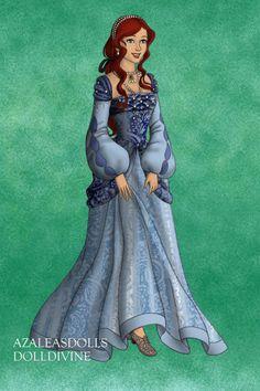 Tudors Ariel disney princess art creative beautiful pretty