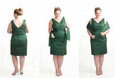 Vestidos Plus Size para Festas: Fotos, Looks, Imagens
