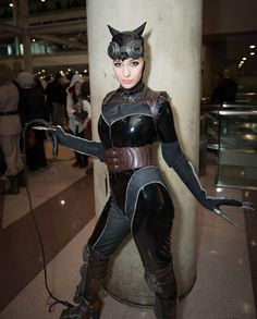 Injustice Catwoman at NYCC