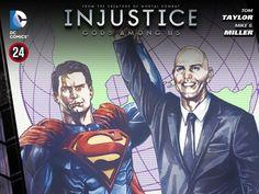 Injustice: Gods Among Us - Episode 24  #batman #superman #superheroes #comics #art #comicart #wonderwoman #greenlantern