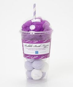 Another great find on #zulily! Lavender Foaming Milkshake Bubble Bath Set by Beau Bain #zulilyfinds How To Make Milkshake, Christmas Gift Sets, Bath Fizzies, Bubble Bath, Body Wash, Bath Time, Bath Bombs, Homemade Gifts, Bath And Body