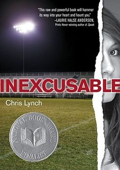 Inexcusable, a story about rape from the boy's pov