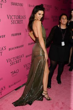 Kendall Jenner -  Victoria's Secret 2015 Fashion Show After Party
