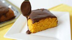 Brazilian Carrot Cake/ Monica Wada/ Wada Wonderful World of Baking Cakes To Make, How To Make Cake, Brazilian Carrot Cake Recipe, Easy Carrot Cake, Pie Cake, Cake Servings, Turkish Recipes, Easy Cake Recipes, Savoury Dishes