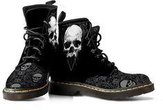 BADASS Triangle Boots