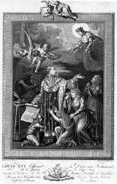 Tea at Trianon: Execution of Louis XVI