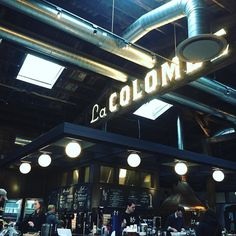 New favorite Philly hang out #lacolombe