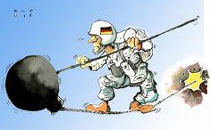 Im Verteidigungsministerium, den Führungsstäben der Bundeswehr und außenpolitischen Thinktanks werden gegenwärtig neue Militäreinsätze der Bundeswehr in Afrika, im Nahen und Mittleren Osten und in …