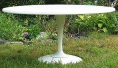 I have wanted a Saarinen Tulip Table since college!