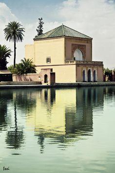 La Menara (Marrakech) by Issi on 500px