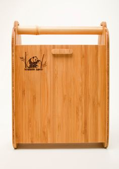 Bamboo Lunchbox A functional piece of art made by BambooLunchbox, $79.00