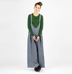 Sewing Pattern Overall Rachel