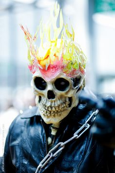 Ghost Rider - Japan Expo 2013: Cosplay