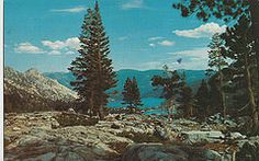 Echo Lake CA