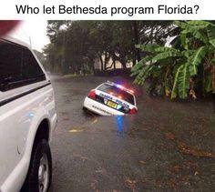 Bethesda...gotta love the clipping