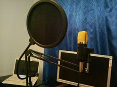 My personal setup with this microphone.