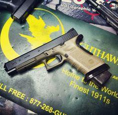Glock 35 Race gun