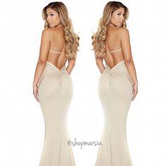 @nedi_nazari in our Sienna dress. #perfection  Shop: Shopmarsia.com  #shopmarsia