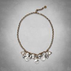 Womens Shine Necklace   Womens Accessories   Abercrombie.com
