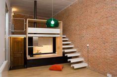 400 Square Feet Tiny House with Loft