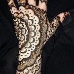 Beautiful Mehndi for Hand