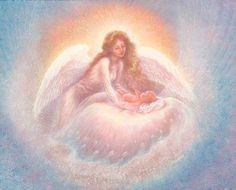 Angel Baby Sweet Pastel Angel