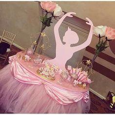 Candy bar bailarina de ballet