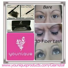 Order @ youniqueproducts.com/Glamdoll  Host an online party, ask questions or join my team:  email @ Youniquebeautyglamdoll@gmail.com  Beauty tips, makeup looks, chance for free products: Like my page on Facebook- Younique Beauty Glamdoll