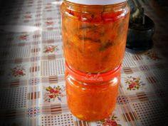 Zacusca cu Fasole Boabe, poza 3 Cantaloupe, Kitchen Appliances, Fruit, Food, Canning, Diy Kitchen Appliances, Home Appliances, Essen, Meals