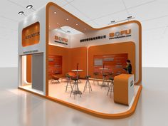 EXHIBITION DESIGN - MEDIUM by Julieta Stand Designer at Coroflot.com