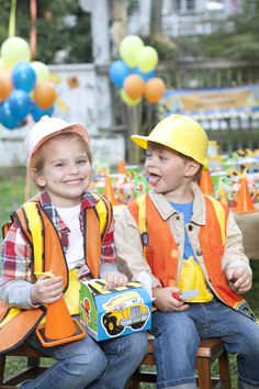 Construction Pals Party Decorations #Birthday #Kids #BirthdayExpress
