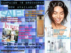 Shop @http://avon4.me/2poW9ka  See what's on sale and what's new
