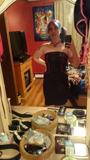 www.kylawillmassagetherapy.co  Kyla is going on a cruise and trying on some dresses.