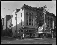 Gayety Theatre  405 East Baltimore Street, Baltimore  ca. 1935  John Dubas (fl. 1904-1973)  8 x 10 inch film negative  Baltimore City Life Museum Collection  Maryland Historical Society  MC9253 .1
