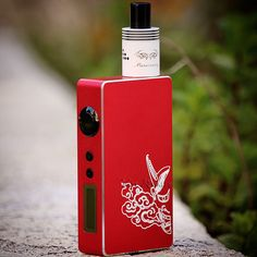 Mod setup of the day: Sigelei VR Oni Edition Box Mod Red and Indulgence Mutation X White Vaping To Quit Smoking, Vaping For Beginners, Puppy Shoes, Best Vaporizer, Vape Shop, Party Items, Electronic Cigarette, Girls Be Like, Hookahs