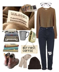 """Untitled #15"" by alexmazarakh on Polyvore featuring Acne Studios, NOVICA, Topshop, Brooks Brothers, Juliska and Monet"