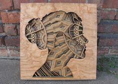 New Wooden Sculptures by Gabriel Schama – Inspiration Grid | Design Inspiration