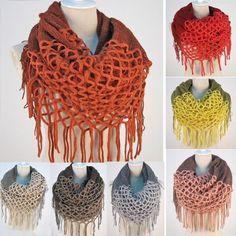 Lark Knit Scarf